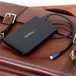 Startech usb 3.1 a USB C SATA - Caja HDD