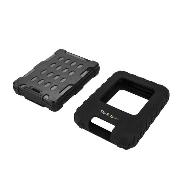 "Startech USB 3.1 SATA3 2.5"" rugged - Caja HDD"