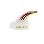 StarTech SAS a SATA con alimentación LP4  Cable