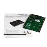 StarTech adaptador SSD M.2 NGFF a SATA de 2,5 - Accesorio