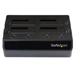 """Startech 4 bahías 2.5"""" 3.5"""" SATA - Dock"""
