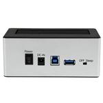 """Startech USB 3.0 1 bahía 2.5"""" 3.5"""" con hub USB - Dock"""
