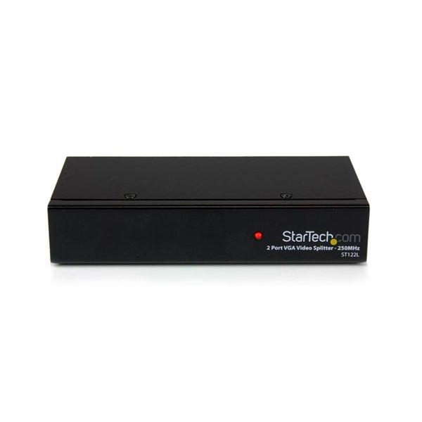 StarTech.com Duplicador Divisor de Vídeo VGA de 2 puertos