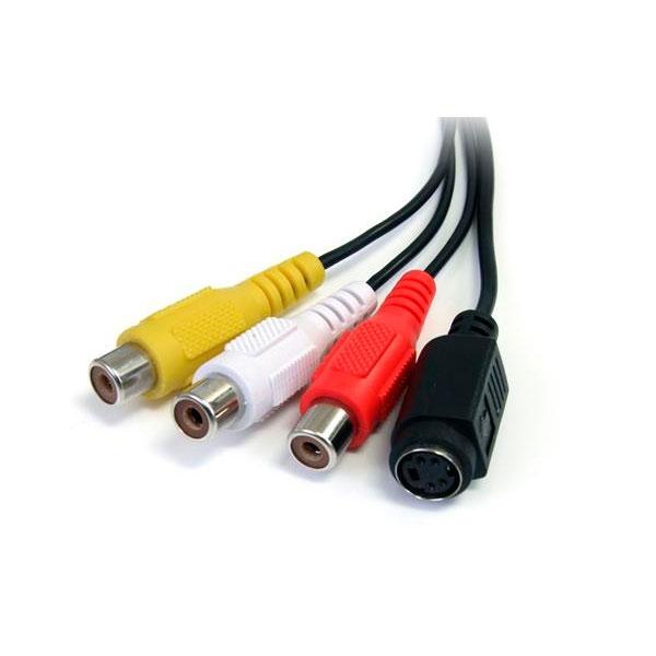 Startech SVID2USB23 USb a RCA  Capturadora de video