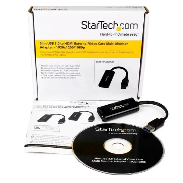 Startech HDMI a USB 3.0 - Adaptador