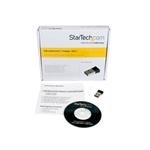 StarTechcom Adaptador Mini USB a Bluetooth 21 Adaptador