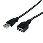 StarTechcom Alargo de USB 20 09m  Cable de datos