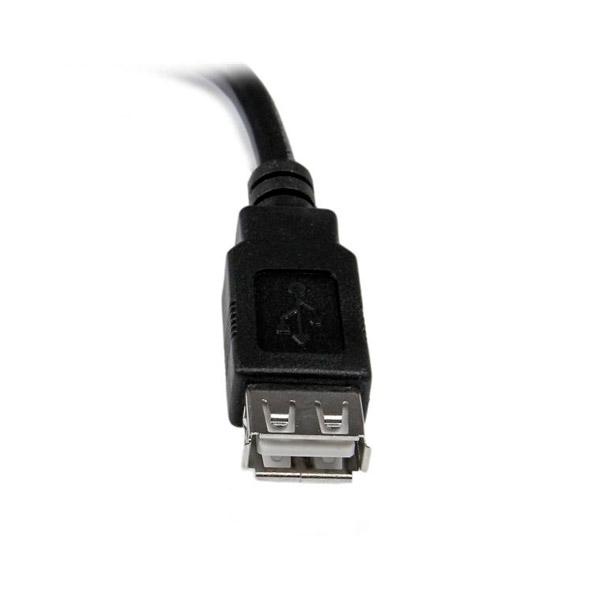 StarTech.com USB A M-H 15cm 2.0 - Cable USB