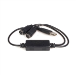 StarTechcom Adaptador PS2 A USB  Cable