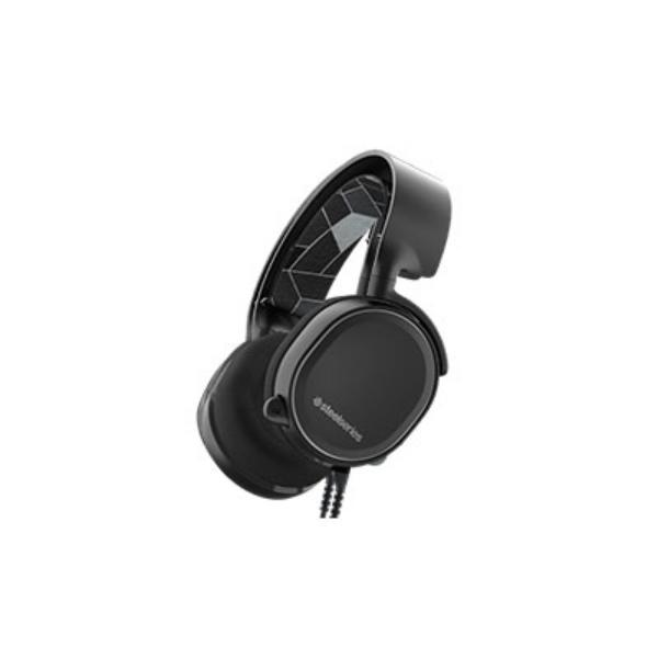Steelseries Arctis 3 negro  Auriculares