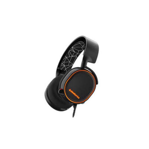 Steelseries Arctis 5 negro – Auriculares