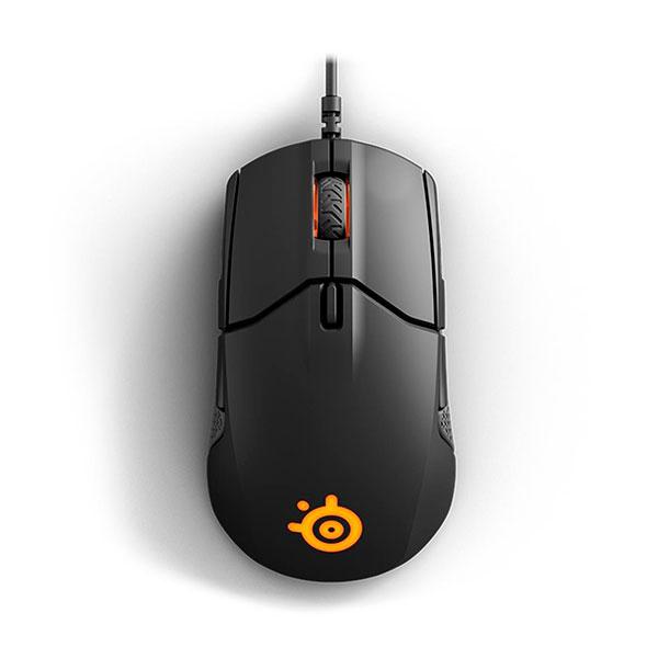 SteelSeries Sensei 310 negro – Ratón