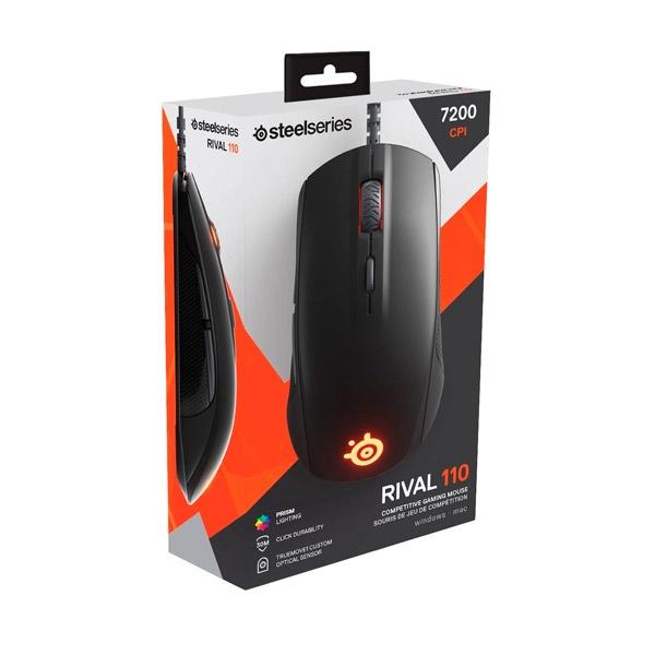 SteelSeries Rival 110 RGB - Ratón