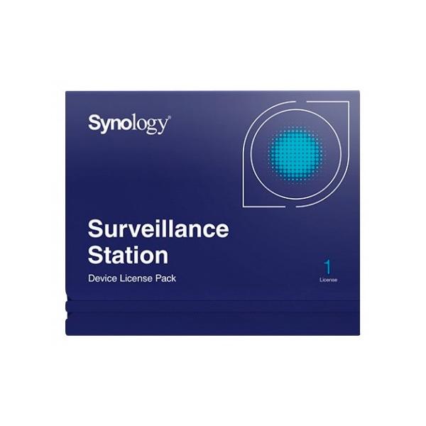 Synology Camera License Pack – Licencia Estándar 1 cámara