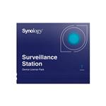 Synology Camera License Pack  Licencia Estándar 1 cámara