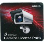 Synology Camera License Pack - Licencia Estándar 8 cámaras