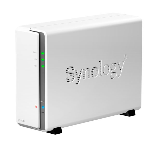 Synology Disk Station DS115J – Servidor NAS