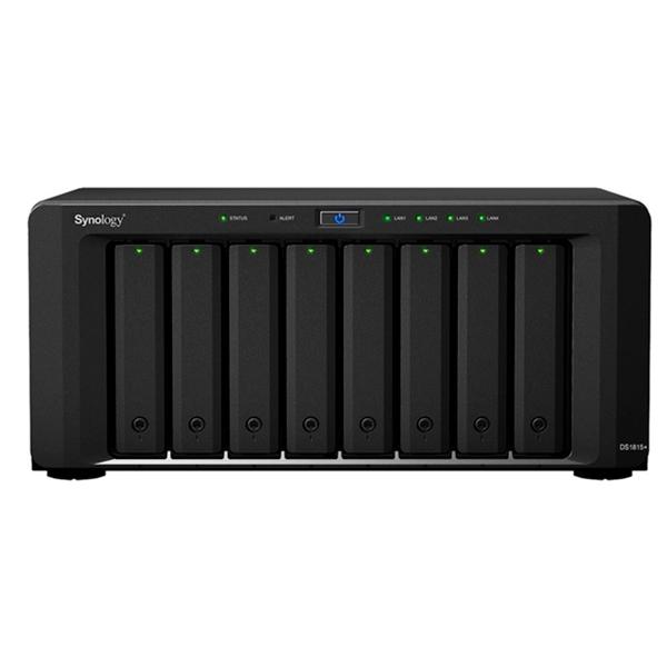 Synology Disk Station DS1815+ – Servidor NAS