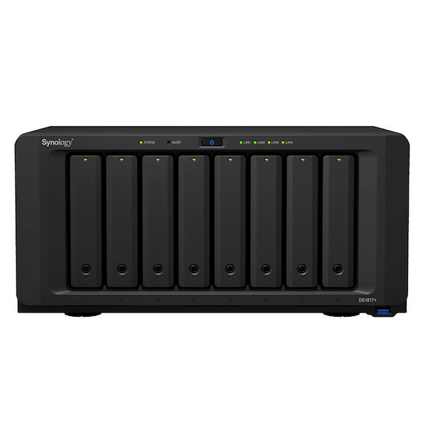 Synology DS1817 2GB  Servidor NAS