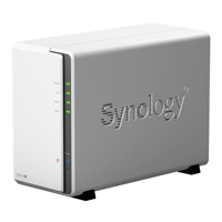 Synology Disk Station DS216J – Servidor NAS