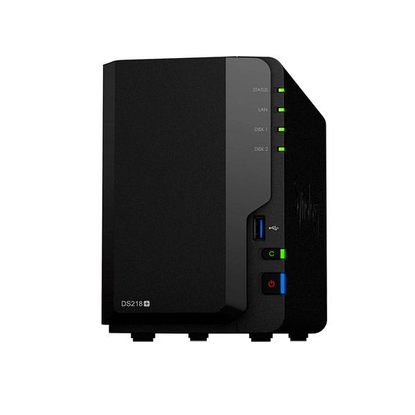 Synology Disk Station DS218+ (2 Bay) – Servidor NAS