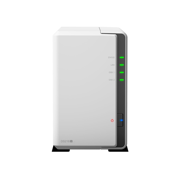 Synology Disk Station DS218j - Servidor NAS