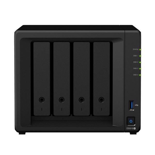 Synology Disk Station DS918+ - Servidor NAS