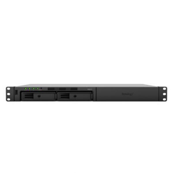 Synology Rackstation RS217 2 bahías Enracable – Servidor NAS