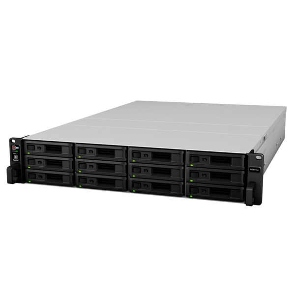Synology RackStation RS3617xs+ – servidor NAS – 0 GB