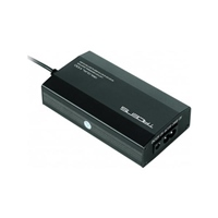 CARGADOR UNIVERSAL CASA/COCHE 100W ORIS DUAL 12 TIPS+USB TAC
