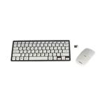 Tacens levis combo blanco - Kit teclado y raton