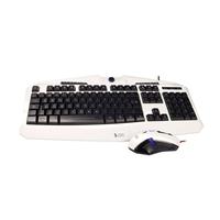 Tacens Mars Gaming Zeus MCPZE1 - Kit de teclado y ratón