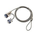 Targus DEFCON VPCL para VGA - Antirrobo * Reacondicionado *