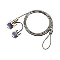 Targus DEFCON VPCL para VGA - Antirrobo