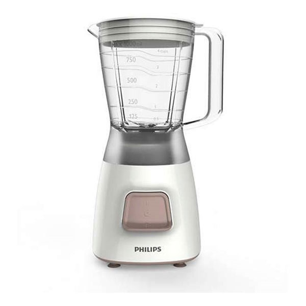 Philips HR2052 350W 1.25L 4 Cuchillas – Batidora de vaso