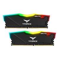 Team Group Delta DDR4 16GB (2x8GB) 3000MHz black RGB -  RAM