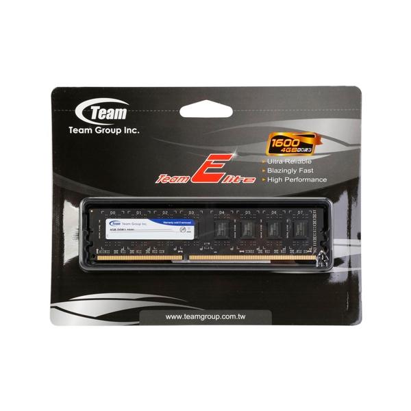 Team Group Elite DDR3 4GB 1600MHz  Memoria RAM