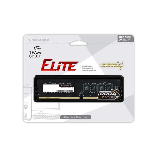 Team Group Elite DDR4 8GB 2400MHz  Memoria RAM
