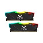 Team Group Delta DDR4 16GB 2x8GB 3200MHz black RGB   RAM