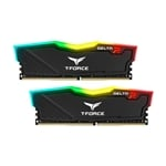 Team Group 32GB 2x16GB 3600MHz Delta Black RGB  DDR4