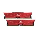 Team Group Vulcan Z DDR4 16GB 2x8GB 3000MHz red  Ram