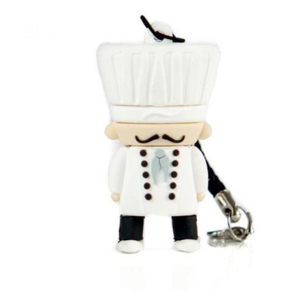 TECH1TECH Mister Chef 16GB USB2  PenDrive