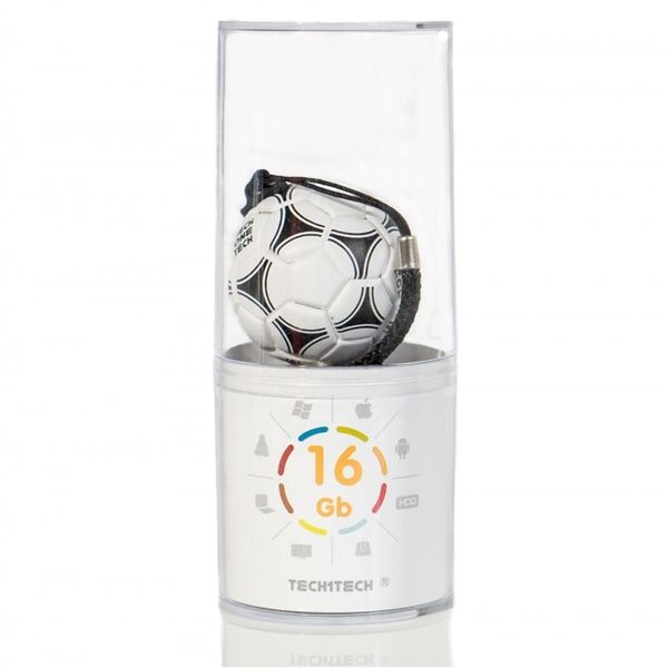 TECH1TECH Balon de Fútbol 16GB USB2  PenDrive