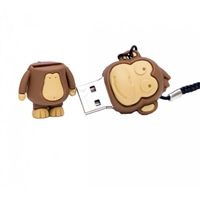 TECH1TECH Makako el mono 16 GB USB2 – PenDrive