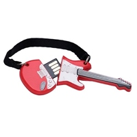 TECH1TECH Guitarra Roja 16GB USB2 – PenDrive