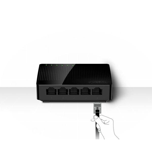 Tenda SG105 5 Puertos Gigabit  Switch