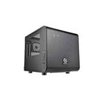 Thermaltake MiniITX Core V1 Negra USB30  Caja