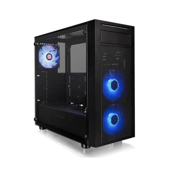 Thermaltake Versa J22 Tempered Glass RGB Edition  Caja