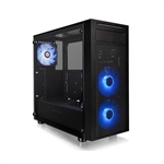 Thermaltake Versa J22 Tempered Glass RGB Edition - Caja