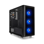 Thermaltake Versa J23 Tempered Glass RGB  Caja